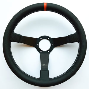 Eau Rouge Series - Air Cooled Leather - Orange Indicator