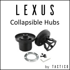 Collapsible AirBag Hub - LEXUS
