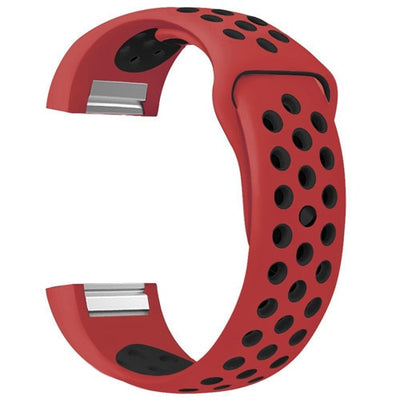 Sport Silicone Fitbit Charge 2 Bands - The Ninth Co