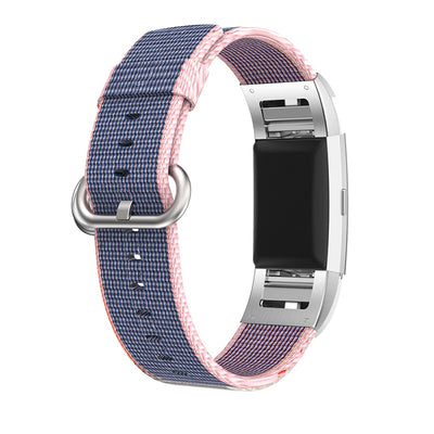 Woven Nylon Fitbit Charge 2 Bands - The Ninth Co