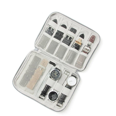 Portable Watch Strap Organizer | Watch Band Travel Pouch