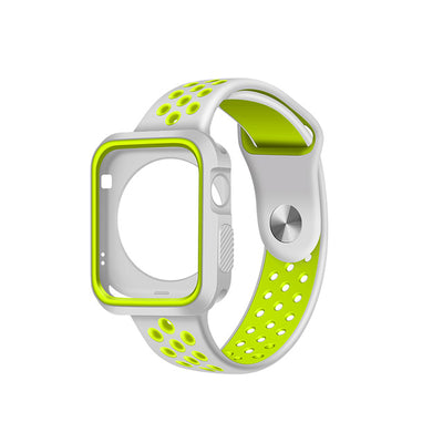 Sport Silicone Strap & Protective Case - The Ninth Co