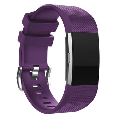 Silicone Fitbit Charge 2 Bands - The Ninth Co
