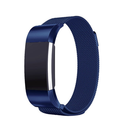 Milanese Stainless Steel Fitbit Charge 2 Bands - The Ninth Co