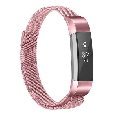 Milanese Stainless Steel Fitbit Alta/Alta HR Bands - The Ninth Co
