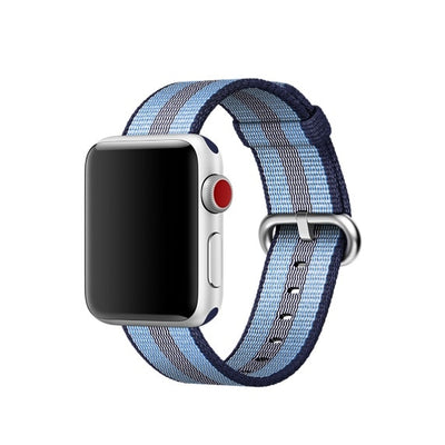 Sport Woven Nylon Apple Watch Bands - The Ninth Co