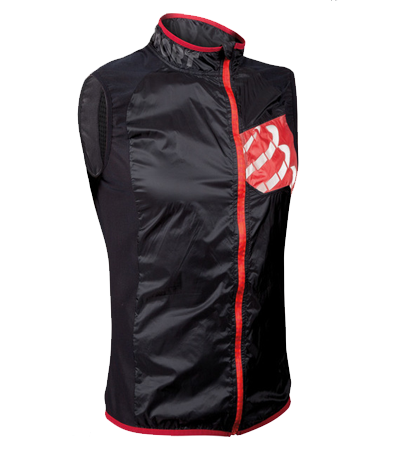 Compressport Cycling Hurricane Wind Protect Vest