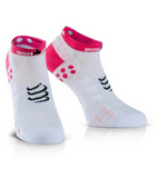 Compressport ProRacing Socks V3 Run Lo Ironman 2017