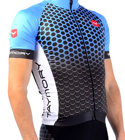 Taymory B200 Graffeno Cycling Jersey