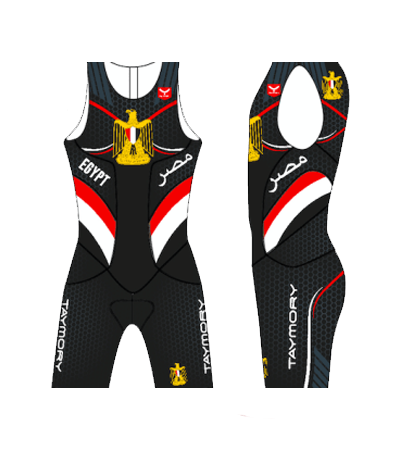 Taymory Egypt Trisuit