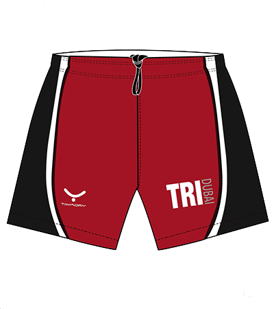 Taymory Running Short High R45 - TriDubai