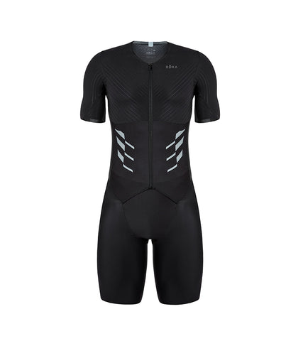 ROKA Elite Aero II Short Sleeve Tri Suit Men
