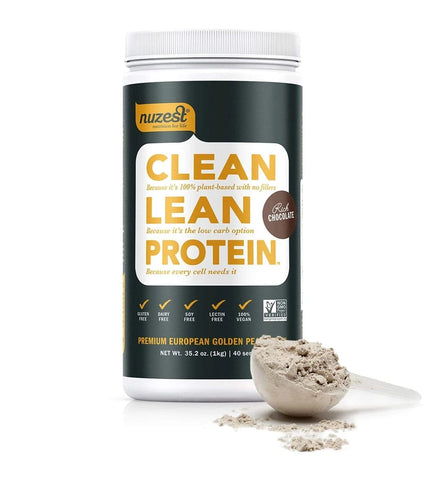Nuzest Clean Lean Protein Rich Chocolate 1000G