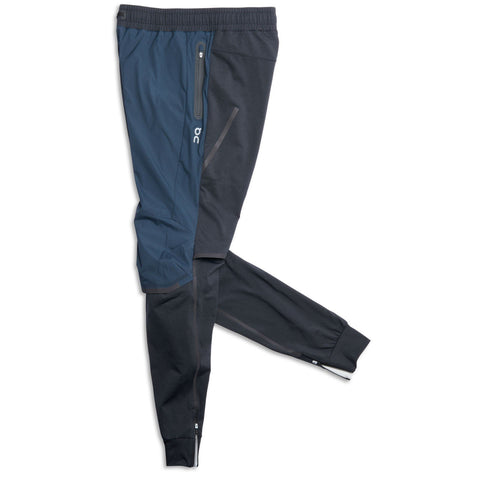 On Running Pants Navy Black Men