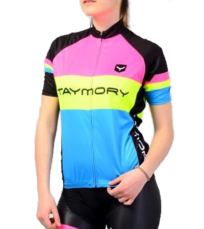 Taymory B52 3Stripes Cycling Jersey