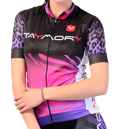 Taymory B52 Wild Collection Cycling Jersey