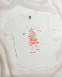Hatchet Cultivate T-Shirt - Natural White