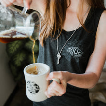 Hatchet Coffee Tank Top