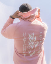 Hatchet Flash Rose Hoodie