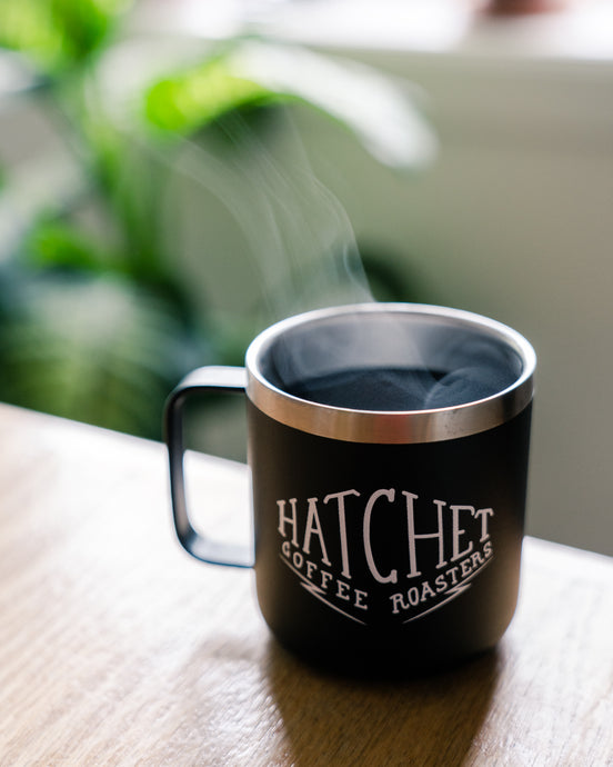 Hatchet Travel Mug