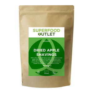 Organic Dried Apple Slices | 600G