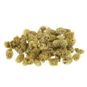 Berries - Organic Dried White Mulberries | 1KG