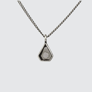 Diamond Slice Necklace - R