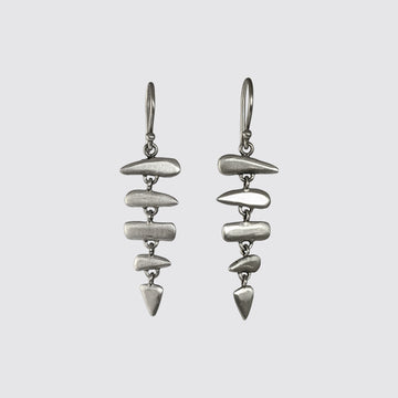 Small Fishbone Earrings