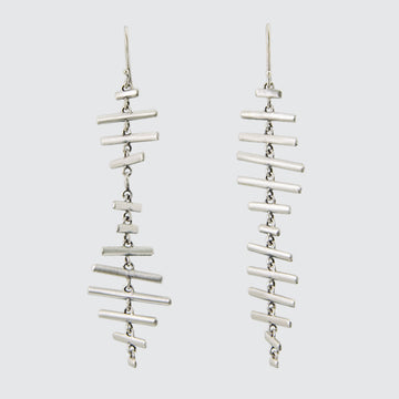 Mobile DNA Earrings