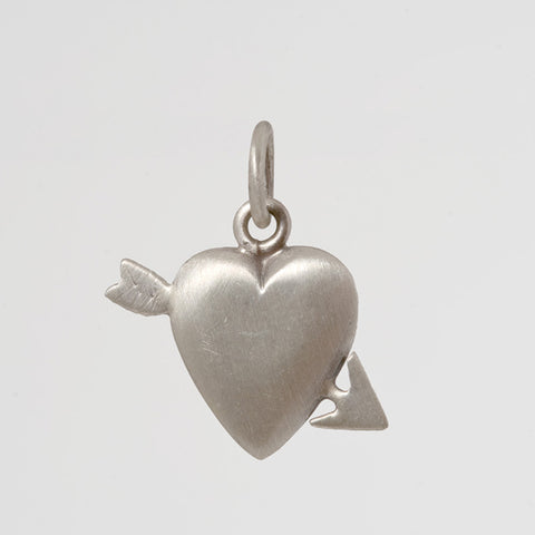 Cupid's Heart Charm