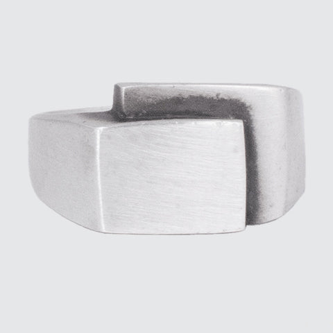 Fold Over Deco Ring
