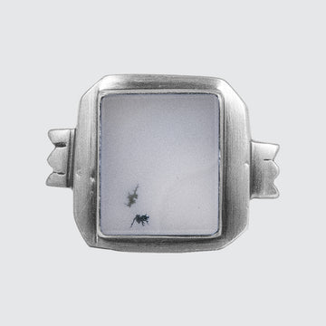 Rectangular Deco Ring