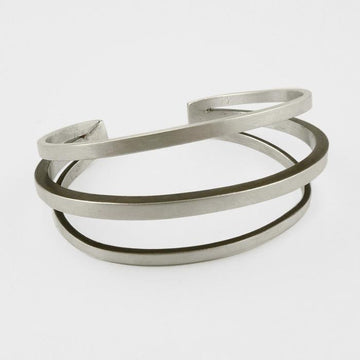 Three Tier Cuff Bracelet