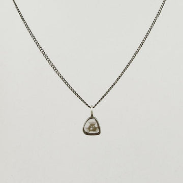 Diamond Slice Necklace H
