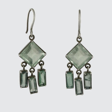 Deco Chandelier Earrings