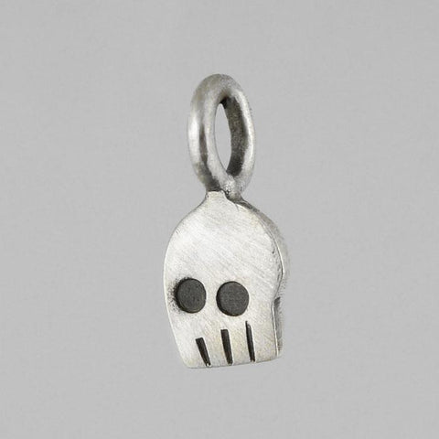 Sweet Little Skull Charm