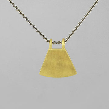 Wedge Amulet Necklace