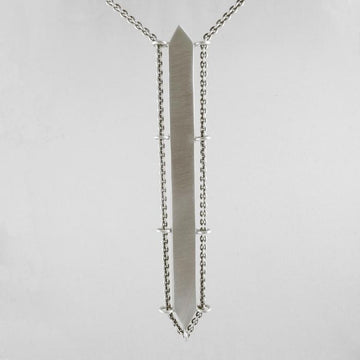 Modern Tribal Talisman Necklace