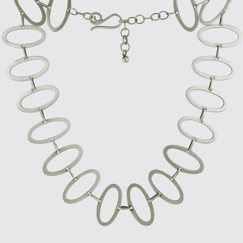 Large Oval Link Necklace