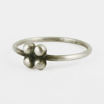 Four Ball Granulated Ring