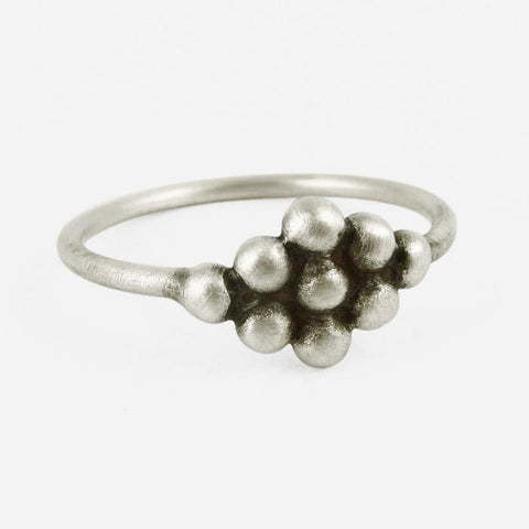 Granulated Nine Ball Stacking Ring