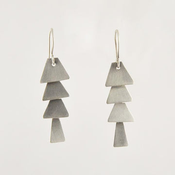 Pagoda Cascade Earrings