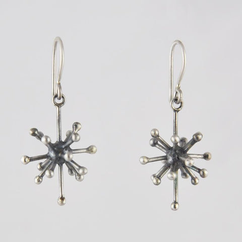 Swinging Big Bang Earrings