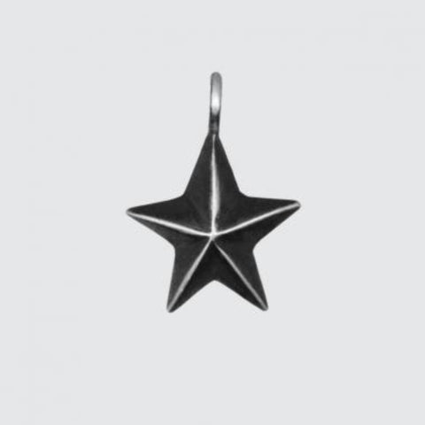 Five Pointed Star Charm