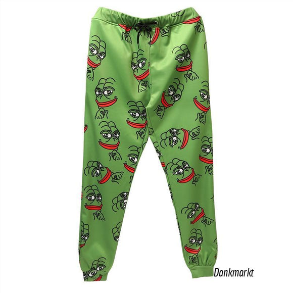 Pepe The Frog Jogger Pants