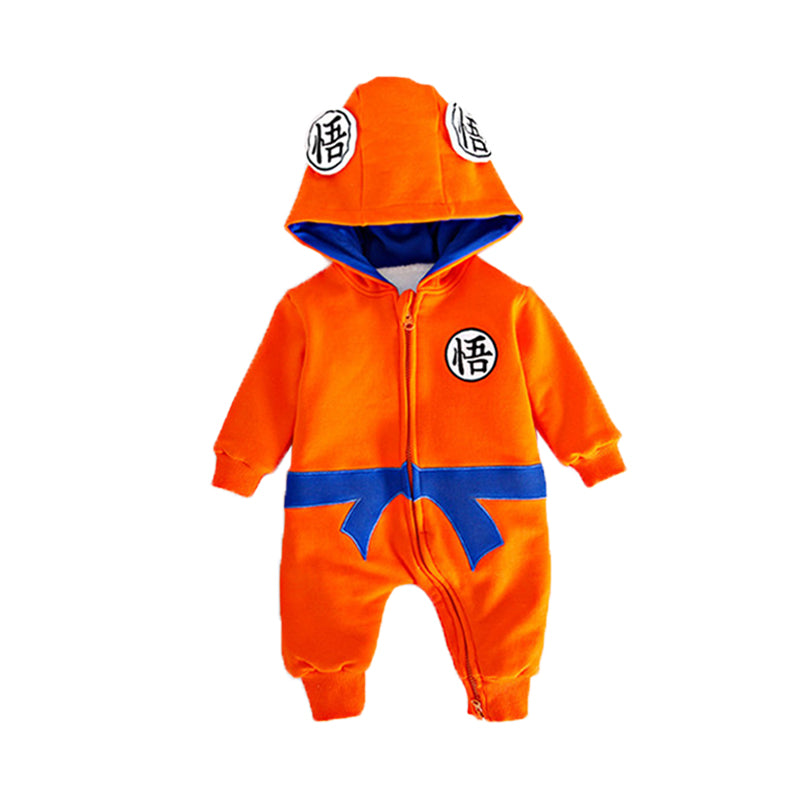 f82dcec2d Dragon Ball Hooded Onesie - Final Flash Store