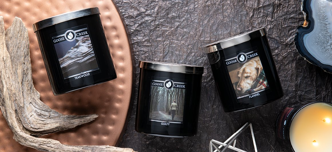 Candles for Men