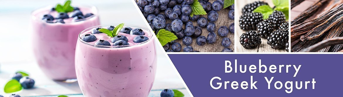 Blueberry Greek Yogurt Fragrance