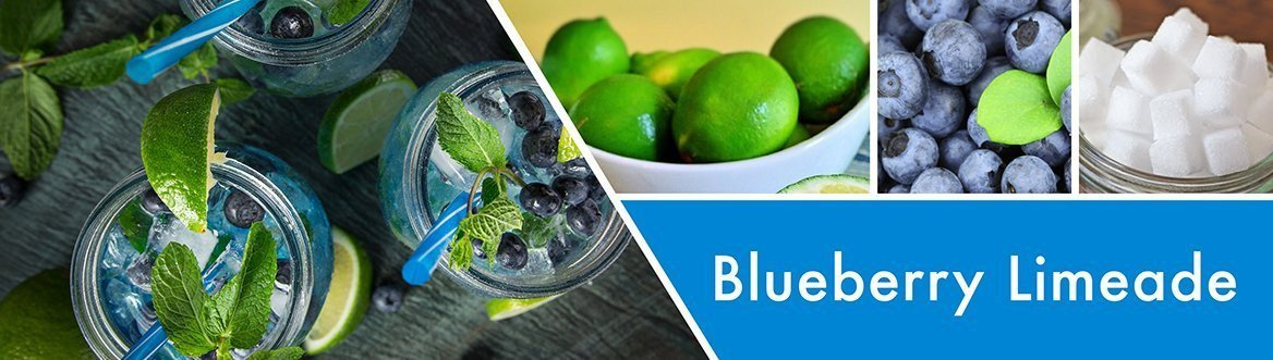Blueberry Limeade Fragrance