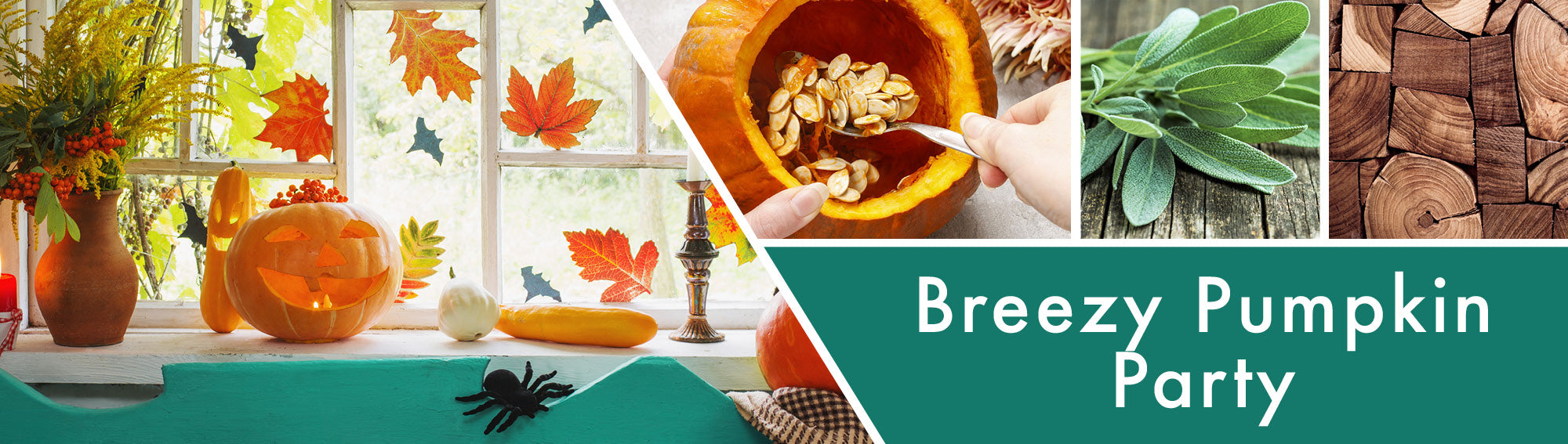 Breezy Pumpkin Party Fragrance